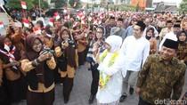 Ke Ponpes LDII Jombang, Khofifah Dicurhati Pengelolaan SMA ke Pemprov