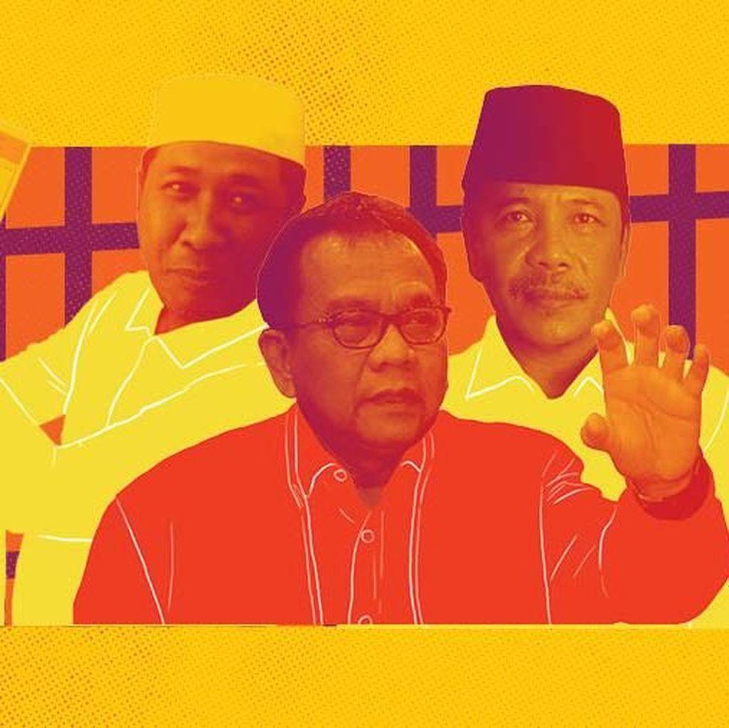 Tiga Partai Ini Nekad Usung Mantan Napi Korupsi Jadi Caleg