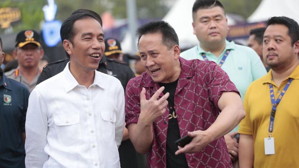 Jokowi Hadir Kembali di We The Fest 2018