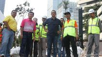 Anies: Sesuai Rencana, 22 Juli Jalan Sudirman-Thamrin Lurus