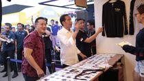 Jokowi Sebut Membangun Industri Kreatif Butuh Proses
