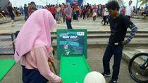 Makassar Antusias Sambut Perkenalan Cabang Olahraga Asian Games 2018