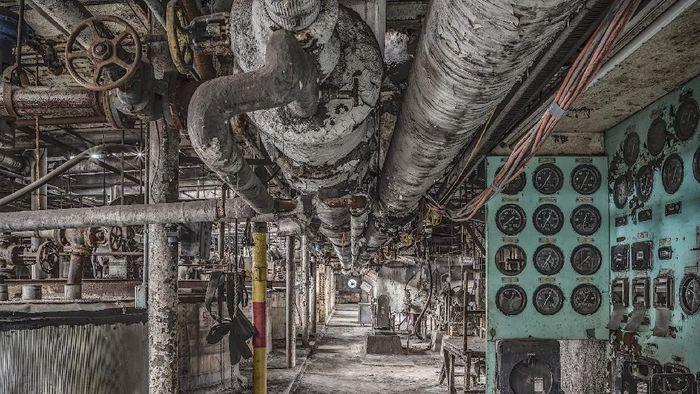 Ilustrasi Pabrik Gula (Foto: Istimewa/Paul Raphaelson)