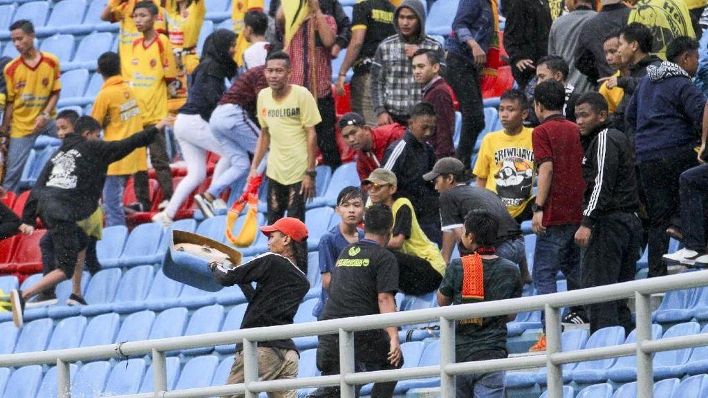 Netizen: Sebulan Jelang Asian Games, Jakabaring Kok Boleh Gelar Liga 1?
