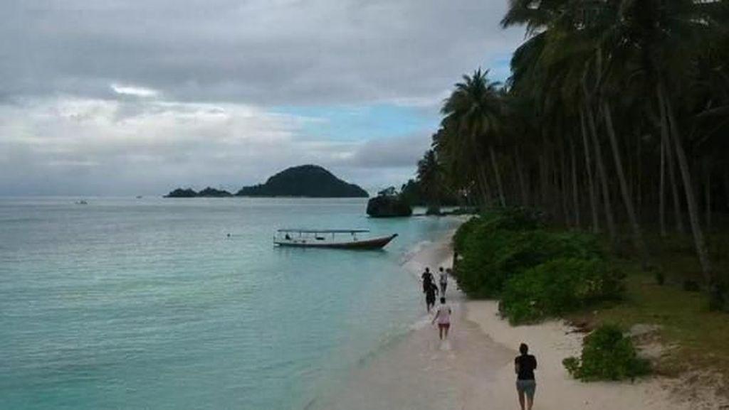 Surga Tersembunyi di Perbatasan Sulawesi Tengah dan Tenggara