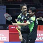 Laga Kedua BWF World Tour Finals: Tommy Kalah, Hendra/Ahsan Menang