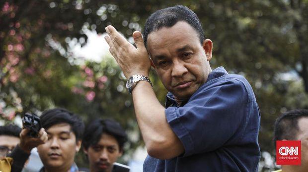 Anies di Antara Gugatan Terkait JK di MK dan Langkah Prabowo