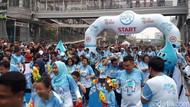 Le Minerale Water Run, Berlari Sambil Kampanye Hidup Sehat
