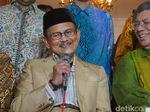 Jelang 2019, BJ Habibie Kenang Pemilu Pertama Era Reformasi