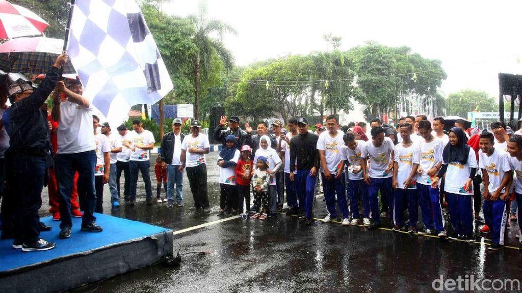 AP II Gelar Funwalk untuk Memeriahkan Asian Games