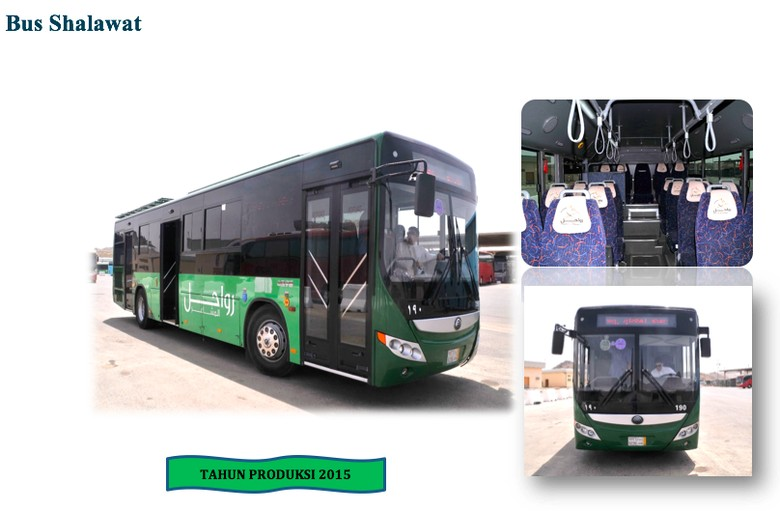 Zona dan Hal yang Perlu Diketahui Jemaah Haji Soal Bus Shalawat