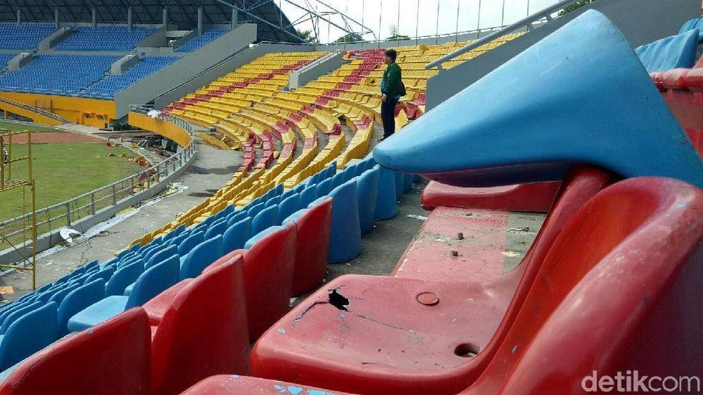 Perusakan Gelora Sriwijaya, Kemenpora Khawatir Efek Domino ke Asian Games