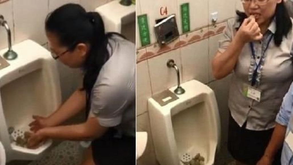 Perusahaan China Ini, Suruh Karyawannya Makan Mochi dari Tempat Kencing