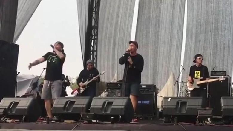 Saint Loco Kenalkan Vokalis Baru di Hammersonic 2018