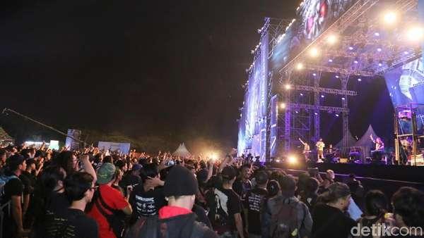 Hammersonic Festival yang Tak Kalah Panas!
