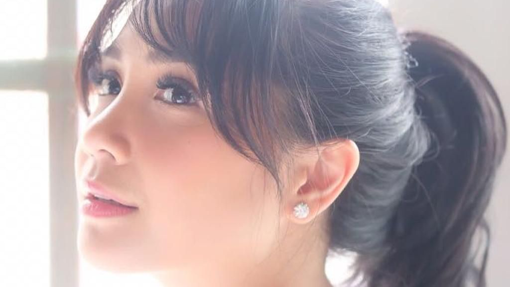 Gaya Rambut Baru Nagita Slavina yang Makin Mirip Artis Korea