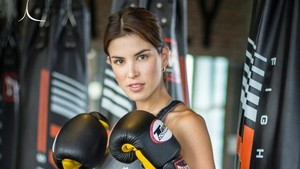 Cantik Juga Macho, Miss Grand International 2017 yang Doyan Muay Thai