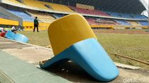 Kemenpora: Perbaikan Stadion Jakabaring Nggak Ada Subsidi dari Pusat