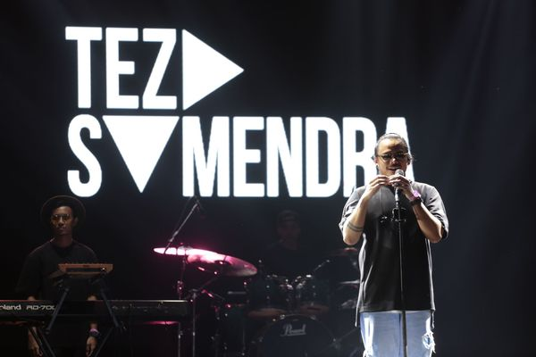 Teza Sumendra Bawa Satu Rasa di We The Fest 2018