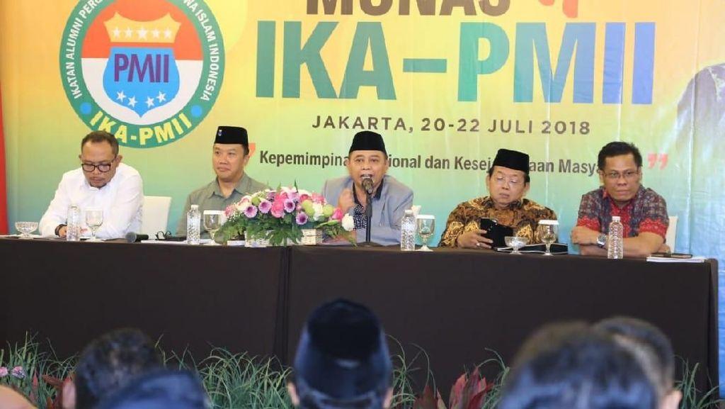 Dua Menteri Jokowi Terpilih Jadi Pengurus IKA PMII
