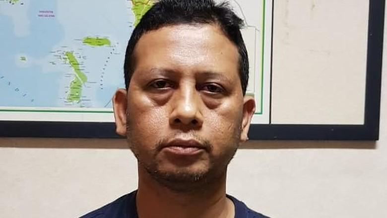 Setahun Buron, Ini Tampang Koruptor yang Ditangkap di Medan