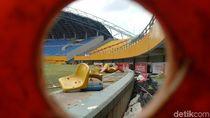 Kursi Stadion Jakabaring Made in Jerman Lho