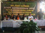 Warga Cerita Pengosongan Perumahan Tanah Kusir ke Staf KSP