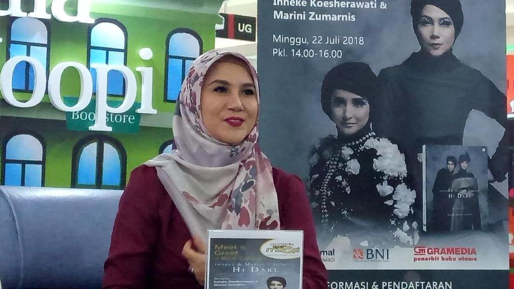Inneke Koesherawati Kena Masalah, Marini Zumarnis Tak Mau Berburuk Sangka