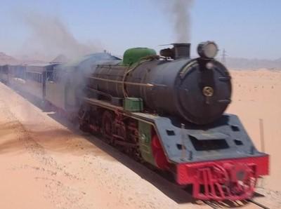 Kereta dan Jalurnya Ini Dianggap Wakaf Semua Muslim