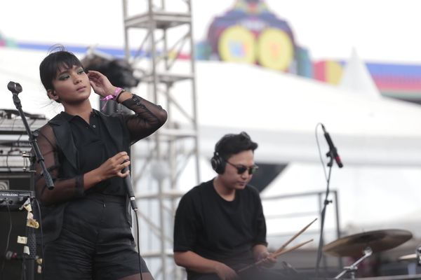 Santai Sore Bersama Rayssa Dynta di We The Fest 2018