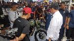 Jokowi dan Motor Modifikasi Milik Gibran