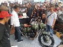 Ditanya Motor Modifikasi Anaknya, Ini Respons Jokowi