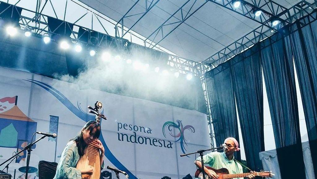 Musisi Lokal Angkat Budaya Indonesia di MWMF Bandung