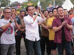 Angin Segar Jokowi: Persilakan Cawapres Bersaing, Setuju JK ke MK