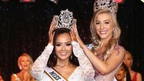 Berdarah Indonesia, PNS Cantik Ini Jadi Juara Miss International UK 2018