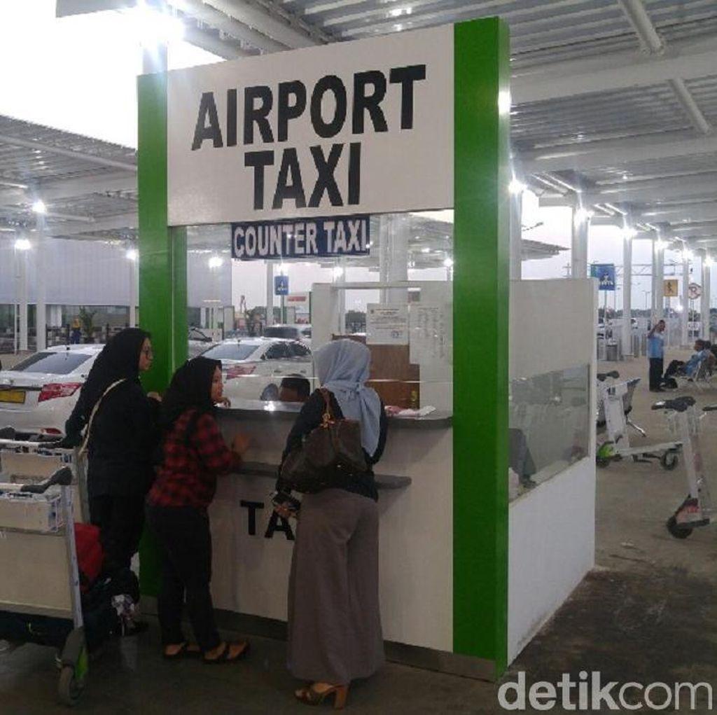Taksi Argo Mulai Ambil Penumpang di Bandara Ahmad Yani Semarang