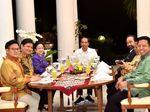6 Ketum Pendukung Lengkap Dinner Koalisi Bareng Jokowi