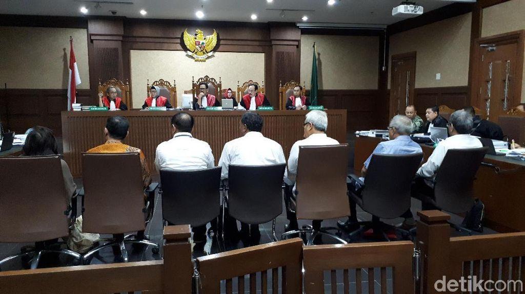 Hakim Cecar Saksi Sidang BLBI Soal Keberadaan Sjamsul Nursalim