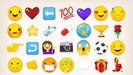 Ini Dia Emoji yang Paling Sering Digunakan di Dunia