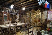 Ruangan di lantai satu Yap Sandiego Ancestral House (Syanti/detikTravel)