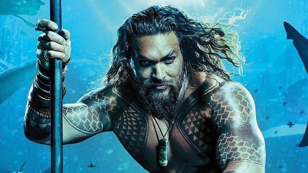 Akhirnya Trailer Aquaman Rilis di San Diego Comic Con 2018