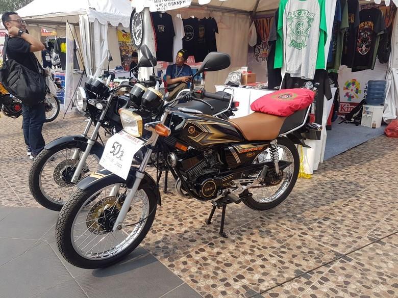 Yamaha RX-King Rp 50 juta. Foto: Rangga Rahardiansyah