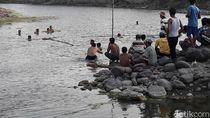 Dua Anak di Brebes Tewas Tenggelam di Sungai Pemali