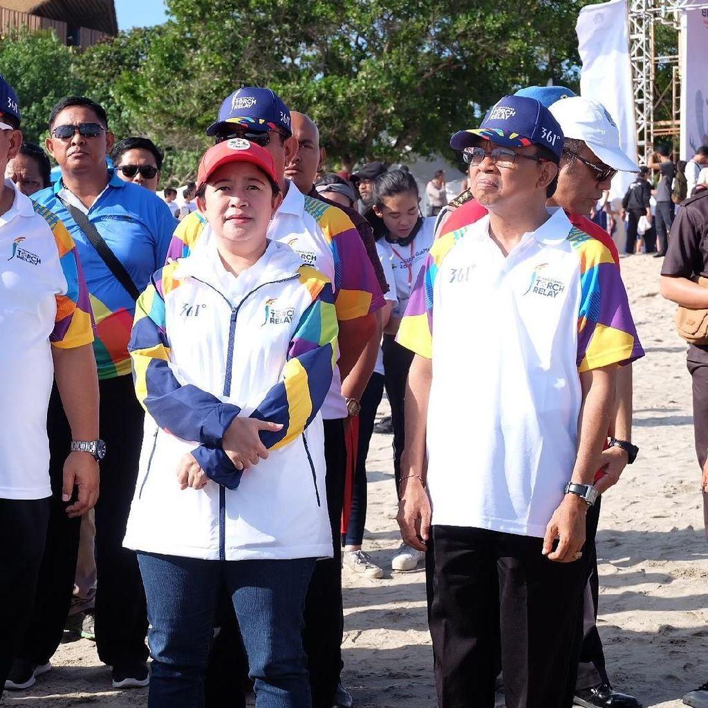 Menko Puan Ingin Asian Games Dongkrak Wisatawan Bali