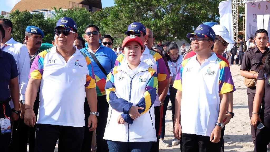 Menko Puan Ingin Asian Games Dongkrak Jumlah Wisatawan Bali