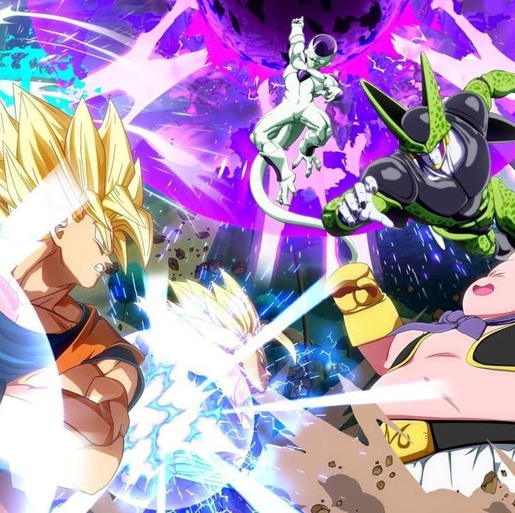 Dragon Ball FighterZ Jadi Game Terlaris di Evo 2018