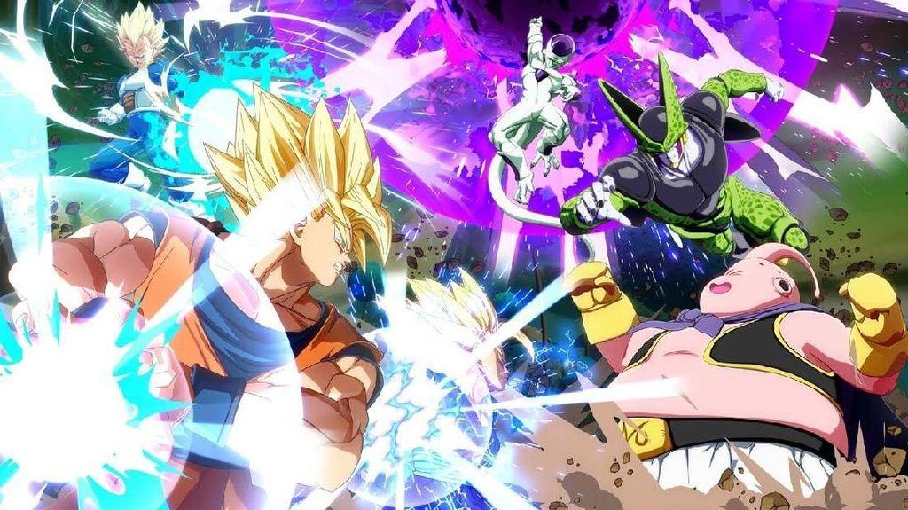 Saatnya Goku Dragon Ball Punya Komik Spin-off