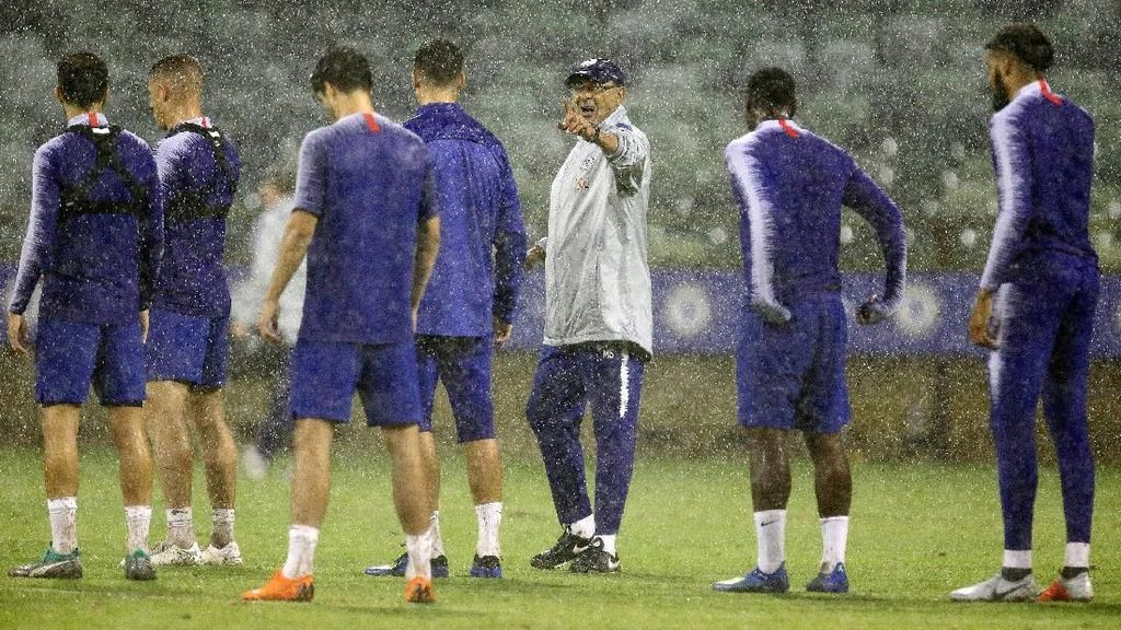 Chelsea: Manajer Baru, Formasi Baru, Gaya Main Baru
