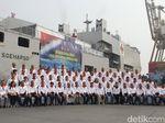 Panglima TNI Gelar Joy Sailing Bersama Para Pemred Media Nasional