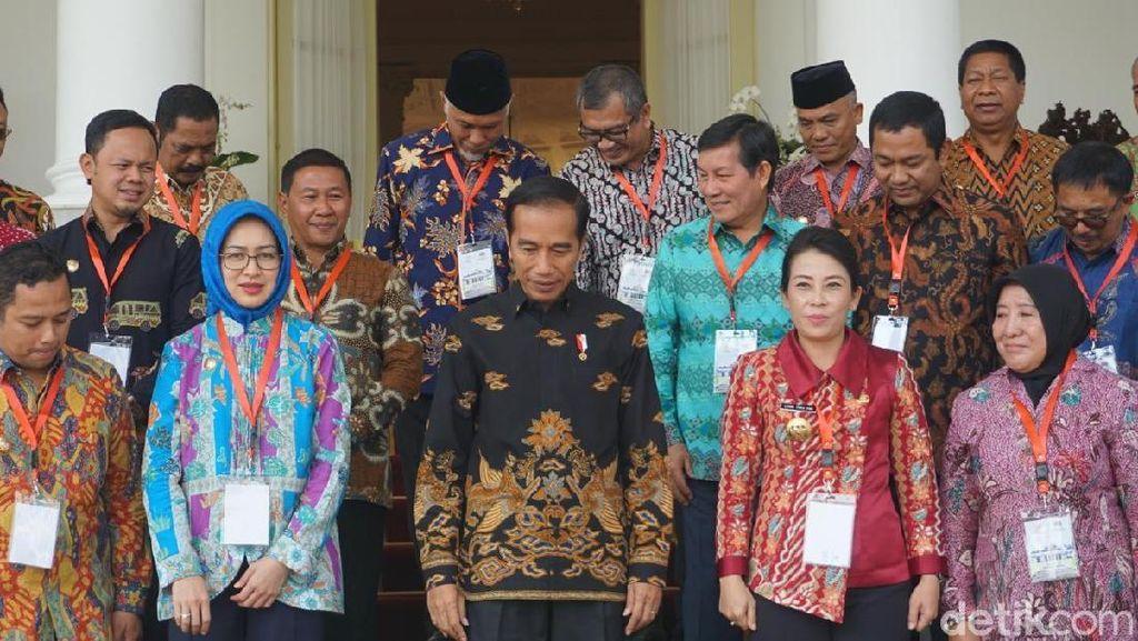 Jokowi dan Menlu Malaysia Bahas Perbatasan dan Perlindungan WNI